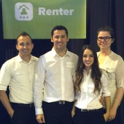 Renter Inc Team in 2015
